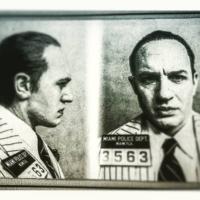 Tom Hardy as an aged Al Capone
